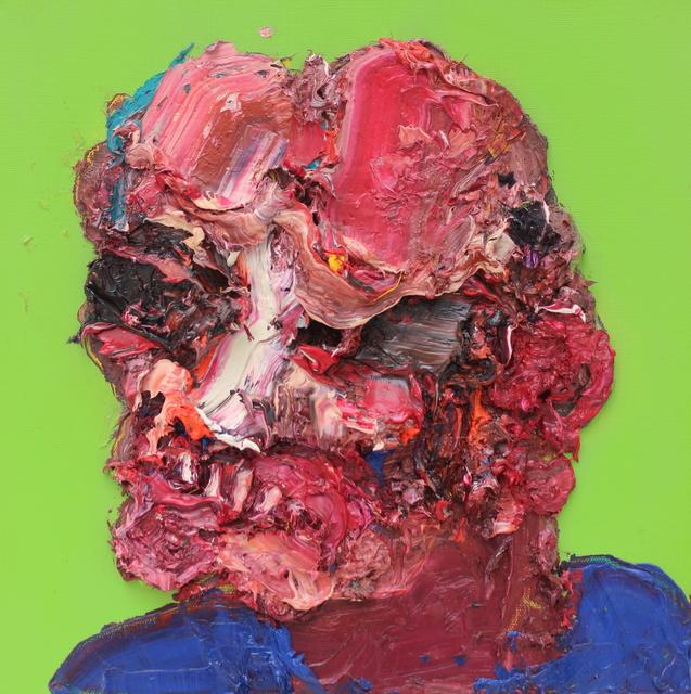 Ramazan Can, 'Self Portrait', 2019, Anna Laudel