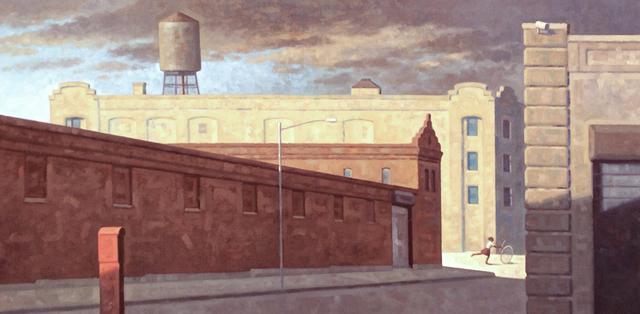 , 'Bond Street Panorama,' 2017, Carrie Haddad Gallery