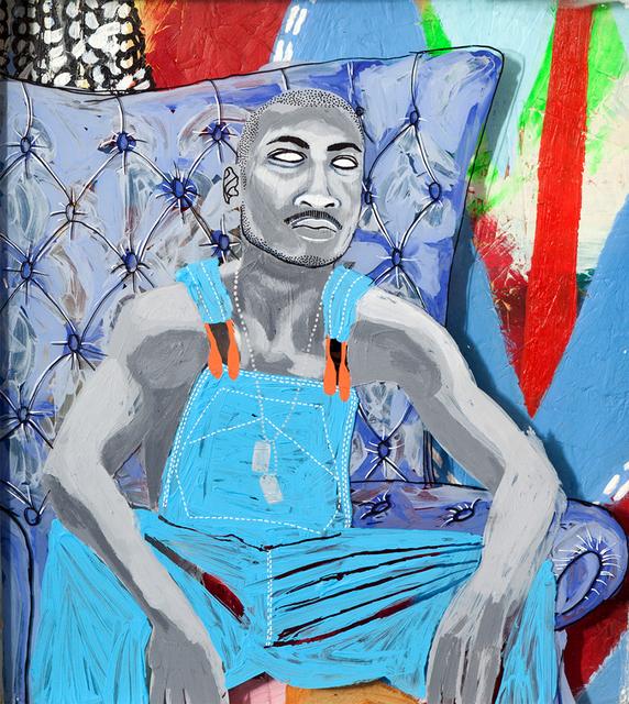 , 'Paid In Full,' 2016, Galerie Mikael Andersen