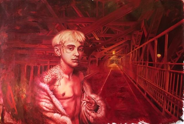 , 'Manhattan Bridge,' 2016, ARTI.NYC