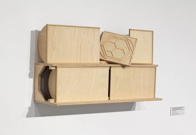 , 'Peter Behrens para AEG (sellos para estampar I),' 2013, Rafael Ortiz