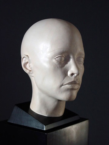 , 'Grolleg Head,' 1988, DANESE/COREY