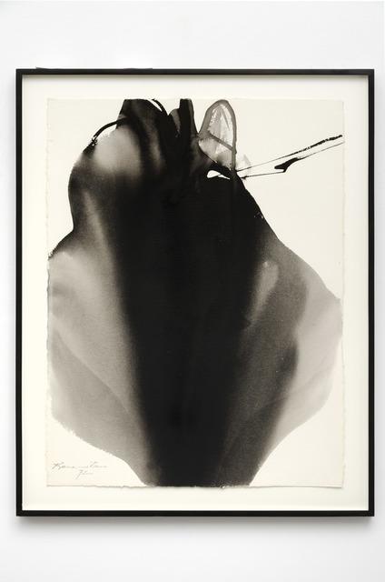 Matsumi Kanemitsu, 'Untitled #35', 1972, Louis Stern Fine Arts
