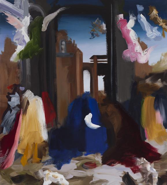 , 'Kings I,' 2013, Cynthia Corbett Gallery