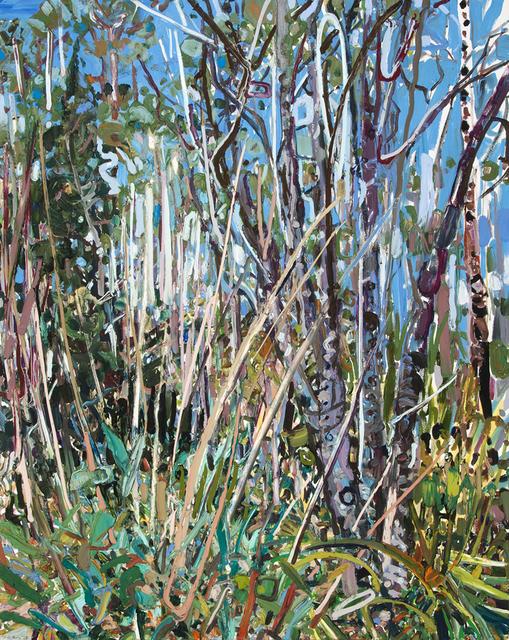 Lilian Garcia-Roig, 'St. Marks Blue', 2008, Valley House Gallery & Sculpture Garden