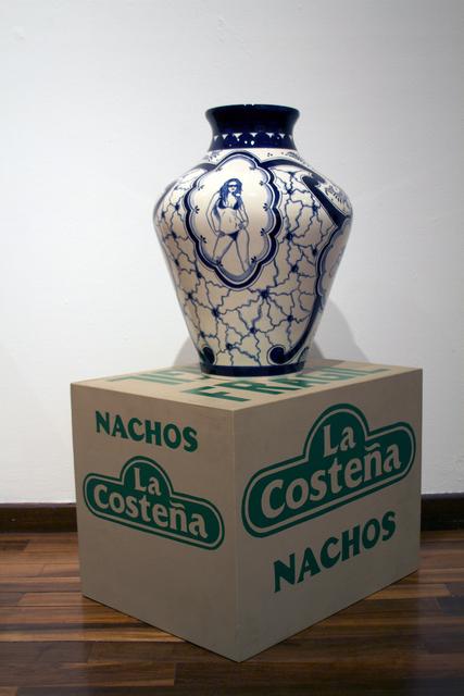 , 'Untitled 4 (Nachos),' 2014, Javier Lopez & Fer Frances