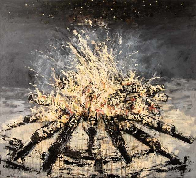 , 'Desire,' 2018, Cris Worley Fine Arts