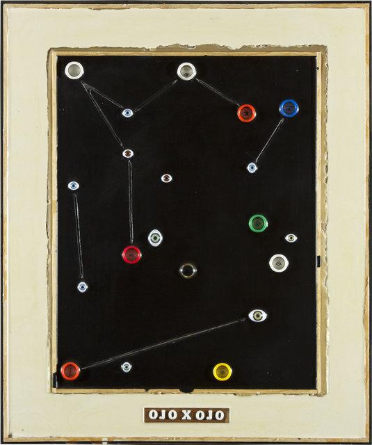 , 'Ojo por ojo,' 2017, Lux Perpetua Art Centre
