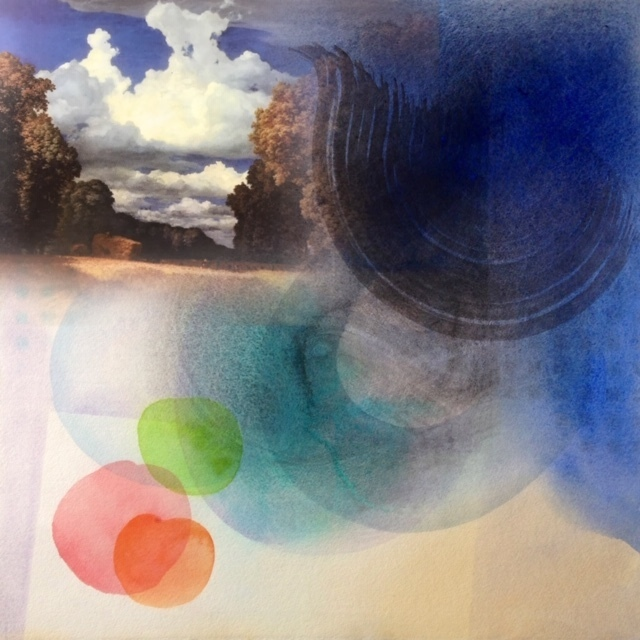 William Tillyer, 'Zephyr - Stratos Cumulus ', 2019, Bernard Jacobson Gallery