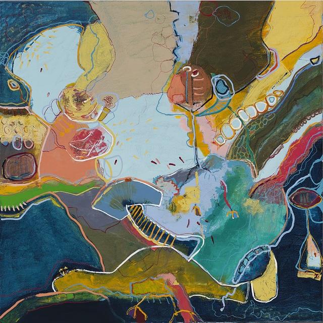 Preeti Varma, 'NEFELIBATA #17', 2017, Walter Wickiser Gallery