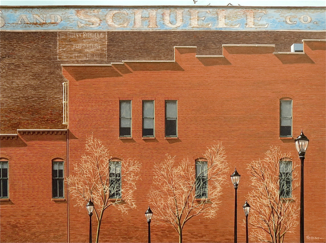 , '770 CLE Series: Schuele Ghost w/ Five Pigeons,' 2015, Dolan/Maxwell