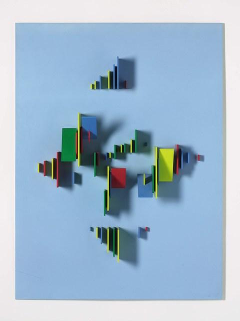 Charles Biederman, '#63', Museo de Arte Contemporáneo de Buenos Aires