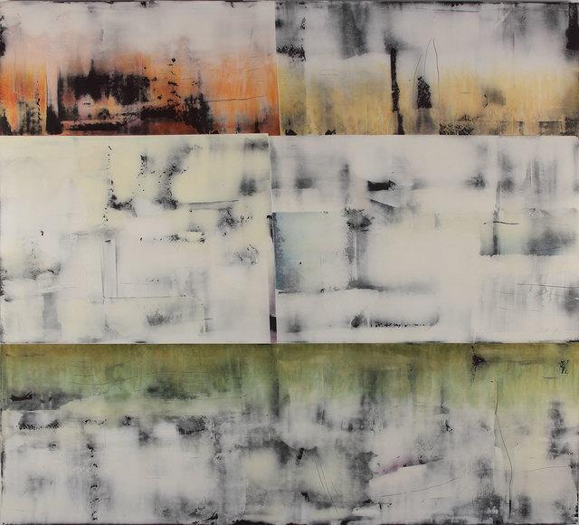 , 'The Burning 1,' 2017, David Lusk Gallery