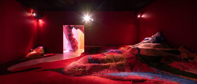 , 'GROTTA PROFUNDA APPROFUNDITA,' 2018, Den Frie Centre of Contemporary Art