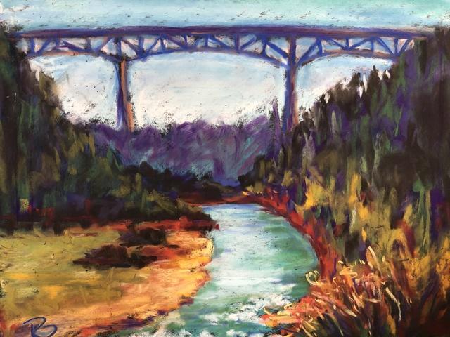 , 'Auburn Adventure,' 2018, Tim Collom Gallery