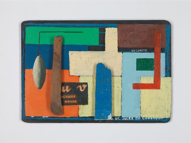 , 'Untitled,' 2012-2014, Geukens & De Vil