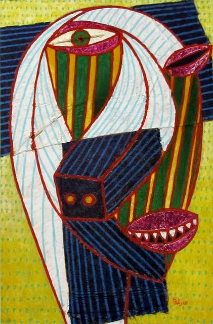 , 'Filomeno,' 2010, Espaço Cultural Pintor M.D. Gotlib