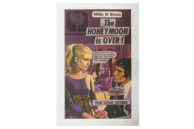 The Connor Brothers, 'Honeymoon Is Over', Chiswick Auctions
