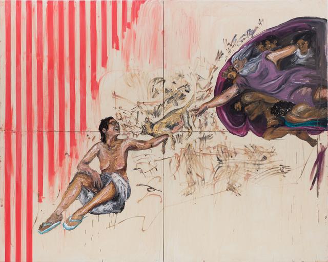, 'Imundas e Abençoadas 0,' 2014, Zipper Galeria