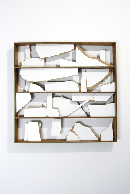 , 'Unpleasant Shelf,' 2014, Circle Culture