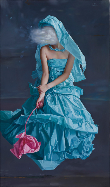 Zeng Chuanxing, 'Blue Paper Bride-Dream', 2008, Phillips