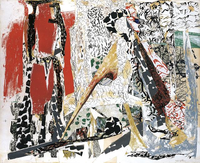 , 'Subito Presto,' 1968, Omer Tiroche Gallery