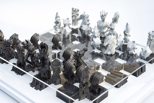 , 'Checkmate,' , Villa del Arte Galleries