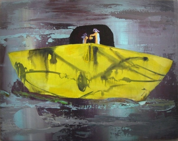 , 'Napoleon's Yellow Boat,' , Sara Nightingale Gallery
