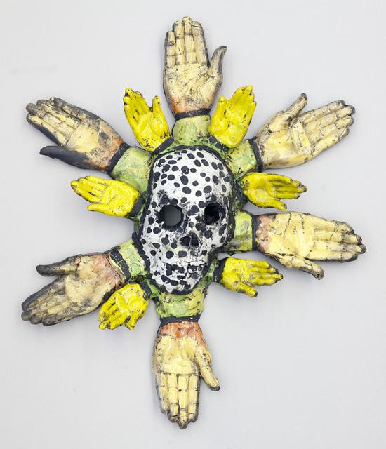 Michael Sarich, 'Sunflower Skull', 2015, JAYJAY