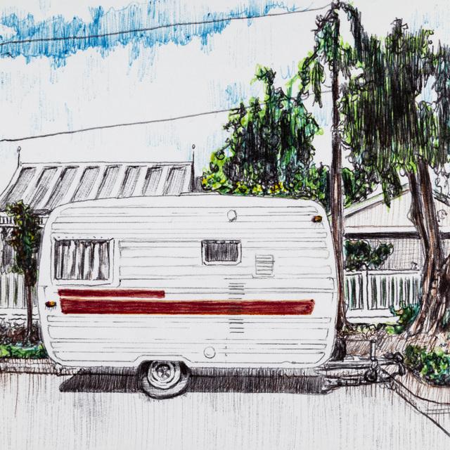 , 'I don't Draw on Sundays - 7634,' 2018, Beatriz Esguerra Art