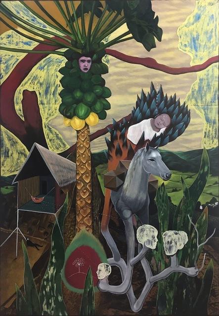Rodel Tapaya, 'Legend of Papaya', 2017, Tang Contemporary Art