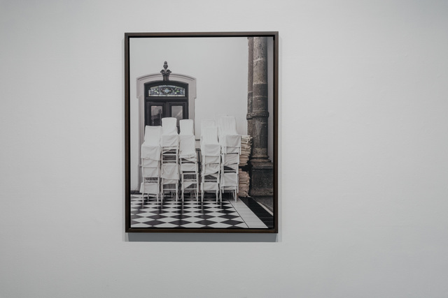, 'Draped Chairs ,' 2016, Los Angeles Contemporary Exhibitions