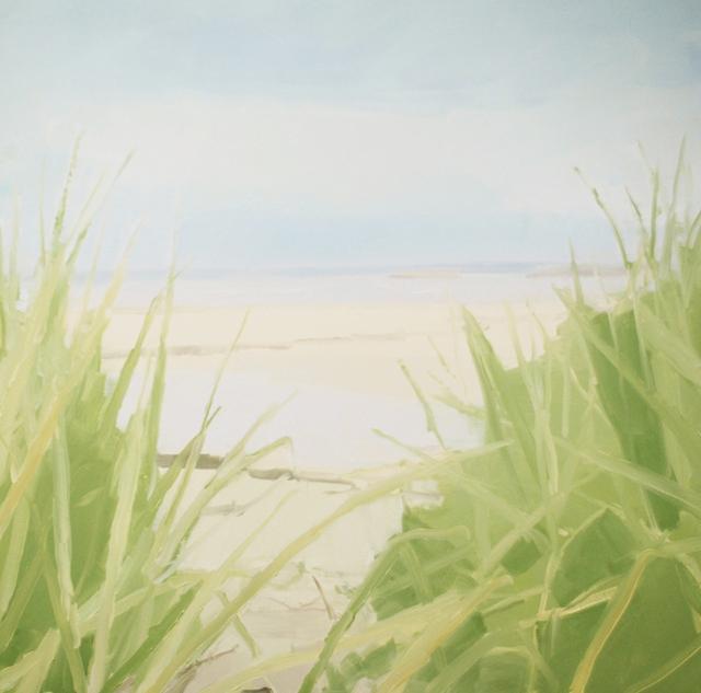 Sara MacCulloch, 'Beach Grass Path', 2014, Kathryn Markel Fine Arts