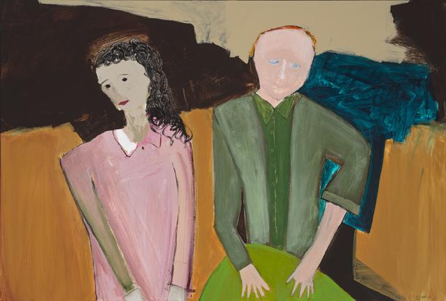 , 'The Evening's Hush Held an Open Hand,' 2013, Ro2 Art