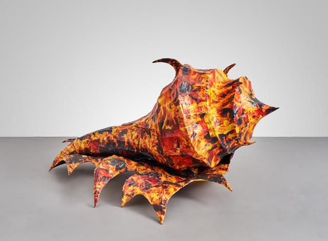 Rebecca Ackroyd, 'Hunter/Gatherer vi', 2018, Christine König Galerie