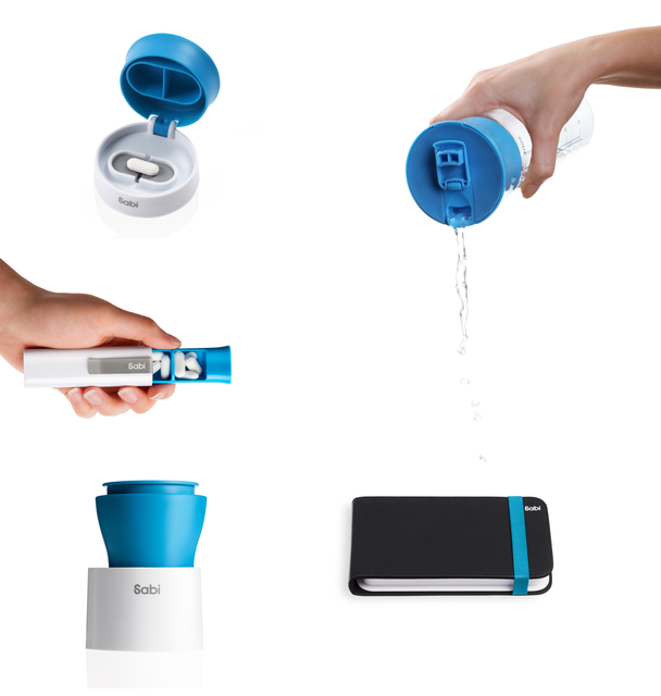 Yves Béhar and fuseproject, 'Sabi THRIVE Pill Organizers and Accessories', 2011, Cooper Hewitt, Smithsonian Design Museum