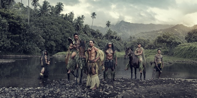 , 'XXVI 16 Vaioa River, Atuona, Hiva Oa, Marquesas Islands, 2016  ,' 2016, Willas Contemporary