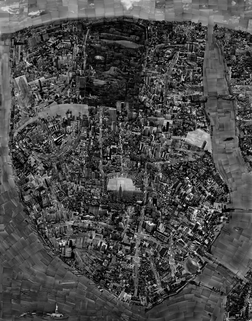 Sohei Nishino, 'Diorama Map New York', 2006, Michael Hoppen Gallery