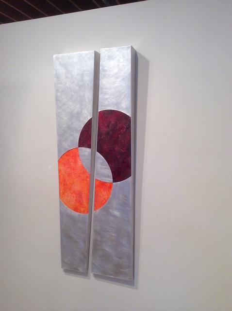 KX2: Ruth Avra & Dana Kleinman, 'Eclipse IV', 2018, Maria Elena Kravetz