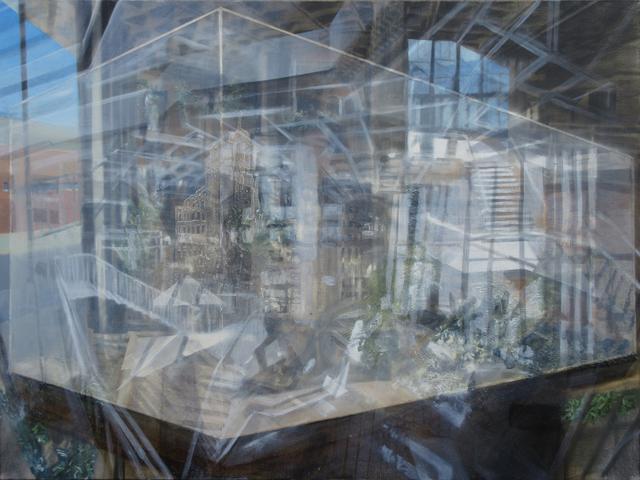 , 'Place du Portage 3,' 2015, Christina Parker Gallery