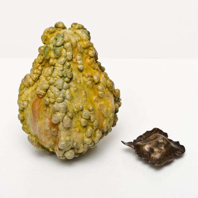 , 'gourd and ravioli,' 2015, Lora Reynolds Gallery