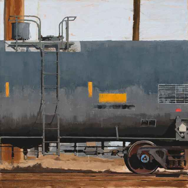 , 'Railcar Patina,' , Sorrel Sky Gallery