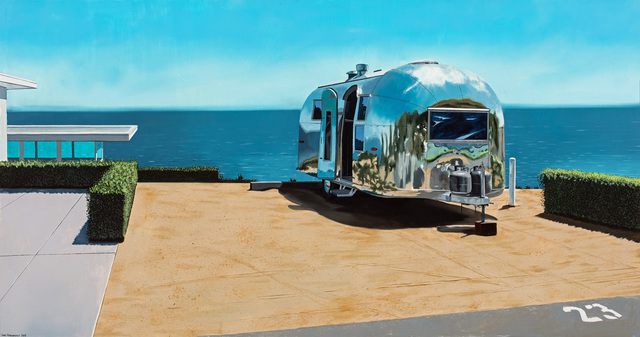 , 'Airstream by the Sea,' 2018, Russo Lee Gallery