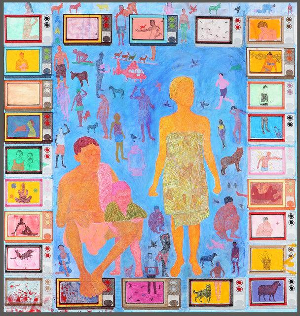 , 'Pause,' 2017, AGorgi Contemporary Art Gallery