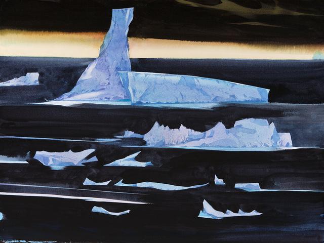 , 'Southern Ocean, 2AM, Antarctica,' , Dowling Walsh
