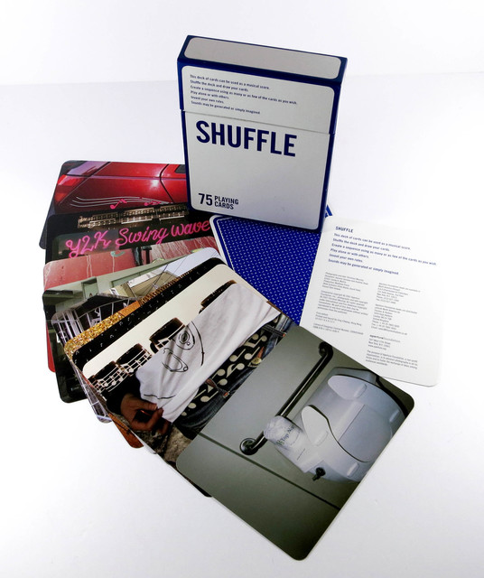 , 'Shuffle,' 2007, Alternate Projects