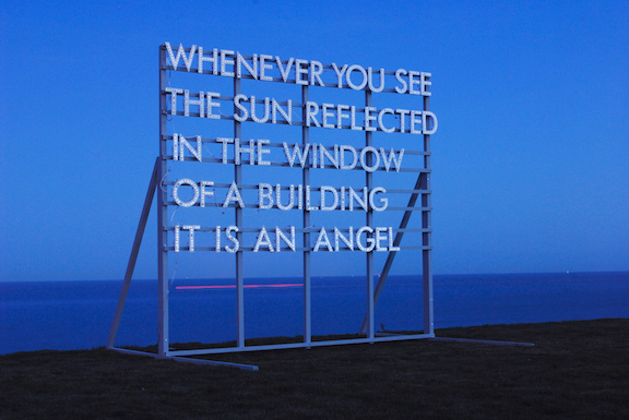 , 'Whenever You See The Sun,' 2010, Madison Gallery