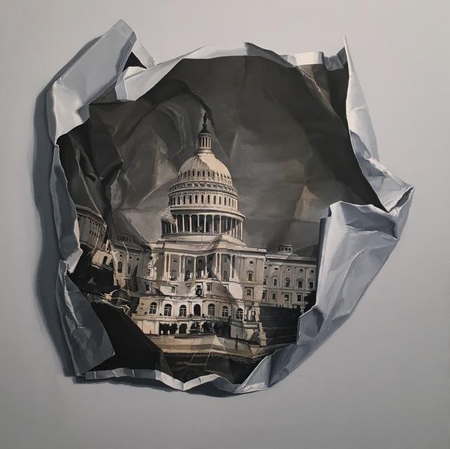 , 'Washington Still Life,' 2015, Galleria Ca' d'Oro