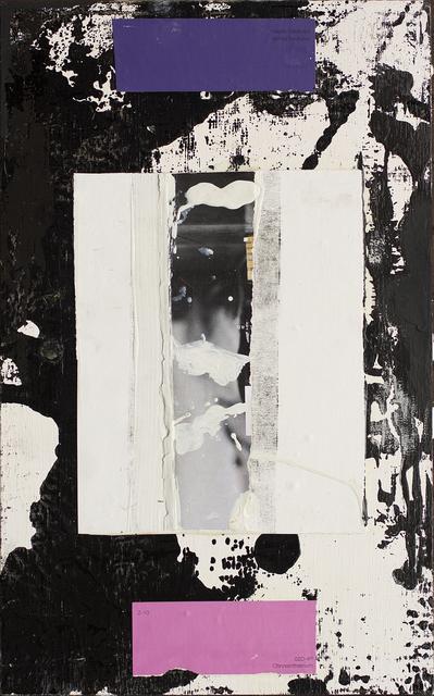 , 'Malva Bauhaus,' 2016, William Campbell Contemporary Art, Inc.