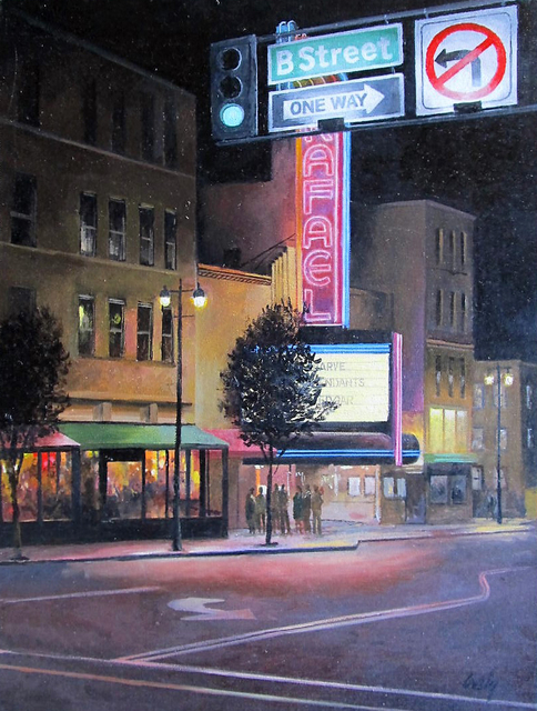 , 'B Street Theater,' , Desta Gallery